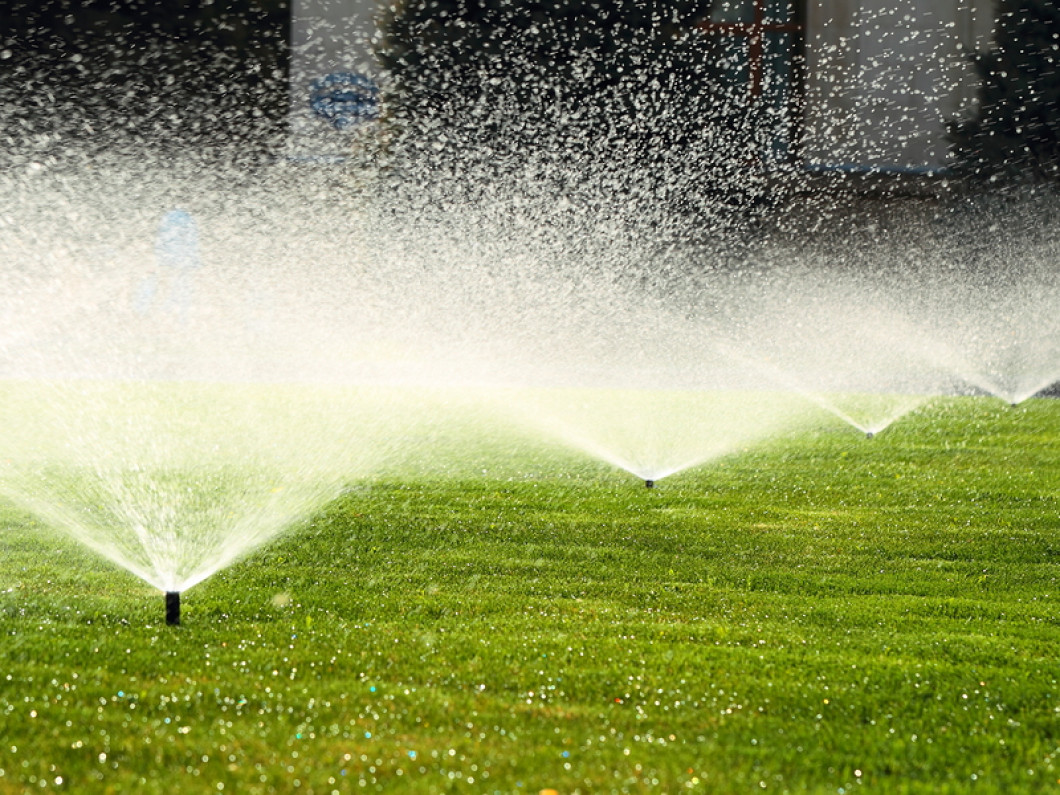 Keep Your Lawn Well-Watered